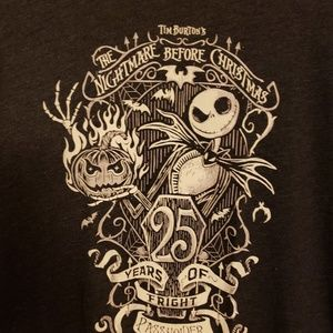 Nightmare Before Christmas 25 Year Anniversary Pas